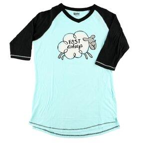 Női póló alvásra Számolom a bárányokat