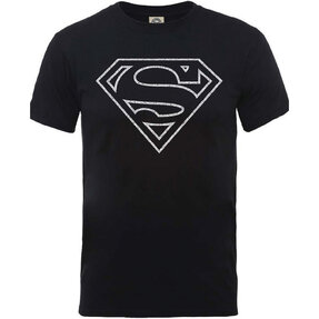 Tricou DC Comics Originals Superman Logo Distressed