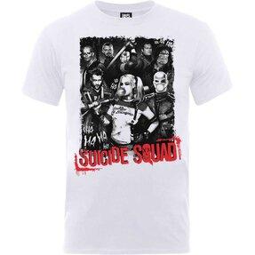 TričkoDC Comics Suicide Squad Harley's Gang