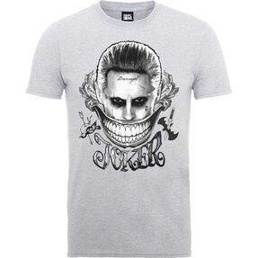 T-Shirt DC Comics Suicide Squad Joker Smile