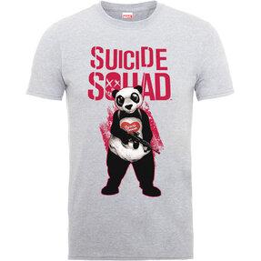 Tričko DC Comics Suicide Squad Panda Squad