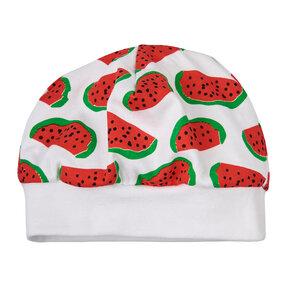 Dětská čepice Kousky melounu