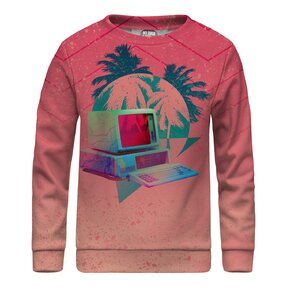 Kinder Sweatshirt ohne Kapuze 90'S Dream