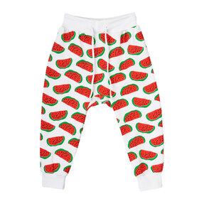 Dětské tepláky Kousky melounu