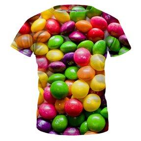 Kinder T-Shirt Sweets