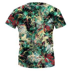 Detské tričko Tropical Jungle