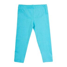 Lányos kék leggings