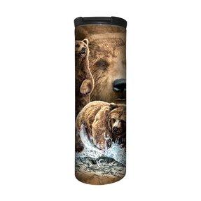 Termoszpohár BaristaTaláld meg a 10 medvéd