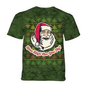 Tricoul Moș-Crăciunul vesel