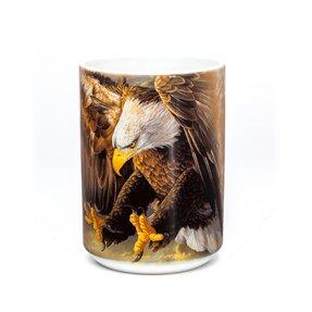 Originelle Tasse mit dem Motiv Freier Adler