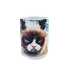 Eredeti mintás bögreGrumpy cat