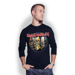 Tričko s dlhým rukávom Iron Maiden Eddie Evolution