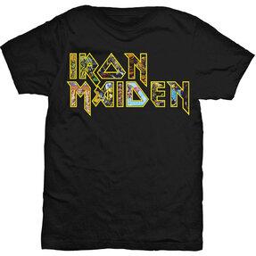 Tričko Iron Maiden Eddie Logo