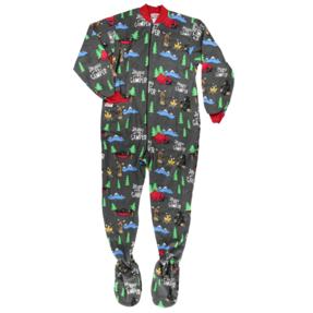 Terepmintás kezeslábas pizsama  ff360e0fbd