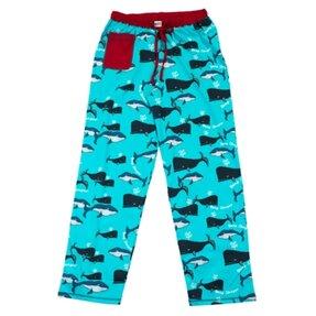 Dámské pyžamové kalhoty  Moře velryb