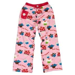 Női pizsama nadrág Cupcake