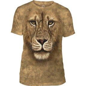 Tri-Blend T-Shirt Löwe