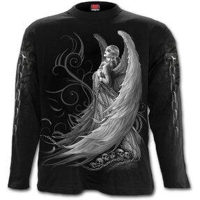 Tričko s dlouhým rukávem Královna andělů