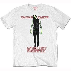 Tričko Marilyn Manson Antichrist