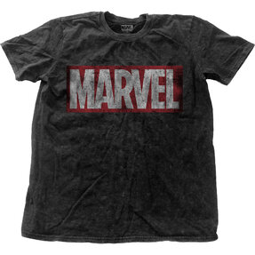 T-Shirt Marvel Comics Vintage Logo