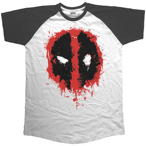 T-Shirt Marvel Comics Deadpool Splat Icon
