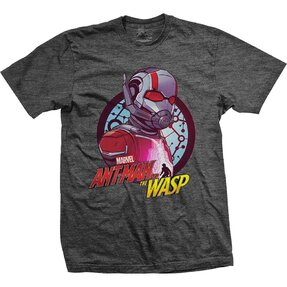 Tricou Marvel Comics Ant Man & The Wasp Circle Comp.