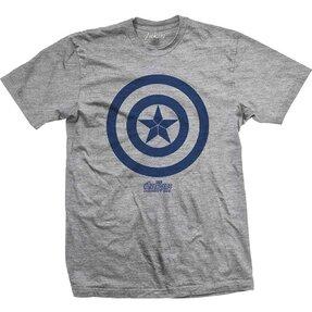 Tričko Marvel Comics Avengers Infinity War Capt. America Icon