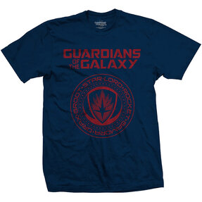 Tričko Marvel Comics Guardians of the Galaxy Vol. 2 Seal