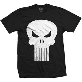 Tricou Marvel Comics Punisher Skull