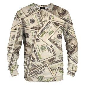 Sweatshirt ohne Kapuze Dollar