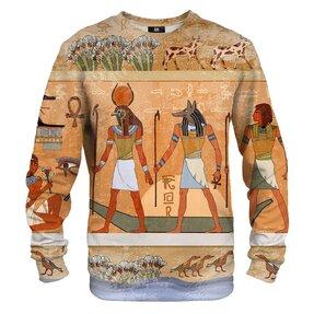 Mikina bez kapuce Egypští bohové