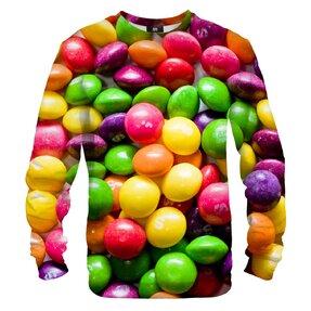 Sweatshirt ohne Kapuze Süßigkeiten