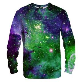 Sweatshirt ohne Kapuze Toxische Galaxie