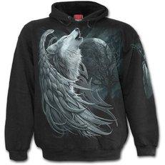 Mikina Vlk s křídly