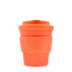 Bambus Mini Ecoffee Cup orange