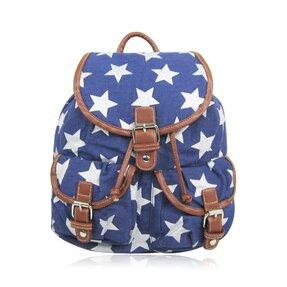 Kék hátizsák Csillagok