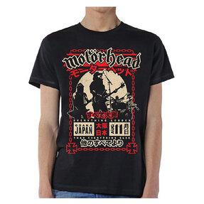 T-Shirt Motorhead Loud in Osaka
