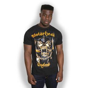 Tričko Motorhead Mustard Pig