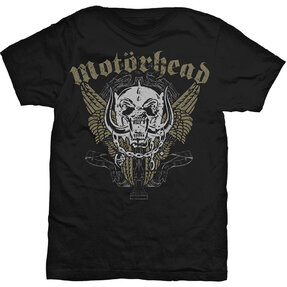 T-Shirt Motorhead Wings