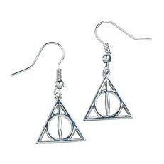 Náušnice Harry Potter Relikvie smrti