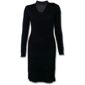 Elegáns gótikus ruha