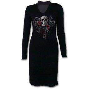 Elegantní gotické šaty Sladká vdova