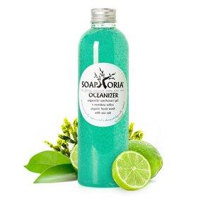 Oceanizer - přírodní sprchový gel