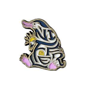 Odznak Farebný Niffler