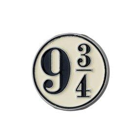 Odznak Harry Potter  Nástupiště 9 a 3/4