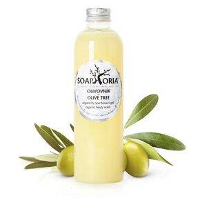 Olivovník - Přírodní sprchový gel