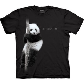 Kinder T-Shirt Protect Panda