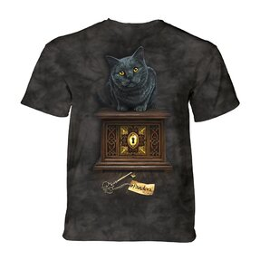Tričko Čarovná mačka