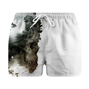 Pánské plavkové šortky Umirájící příroda