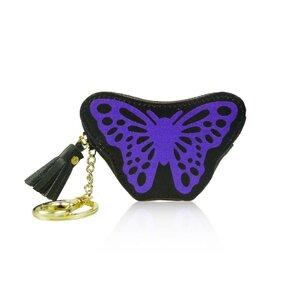 Aprópénztárca Lila pillangó